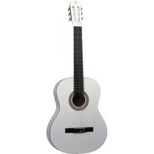 Gomez gitaar Classic 6 snaren 93 cm wit