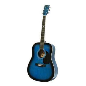 Phoenix gitaar Western 001 dreadnought 105 cm blauw