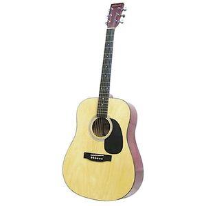 Phoenix gitaar Western 001 dreadnought 105 cm bruin