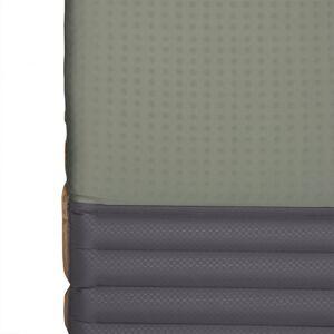 Klymit slaapmat Klymaloft 183 x 58 cm polyester groen/zwart - Groen