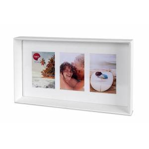 Balvi fotolijst Seattle 42 x 25 cm hout wit