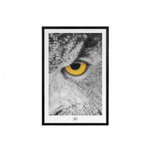 Present Time fotolijst Ritzy 62 x 42 x 1,2 cm hout zwart