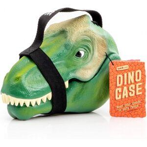 Suck UK lunchbox Dinosaurus 23,5 x 16,5 cm polypropyleen groen
