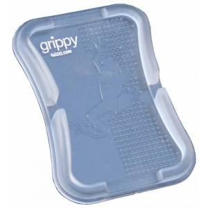 Gizzys telefoonhouder Grippy Pad 2.0 siliconen transparant