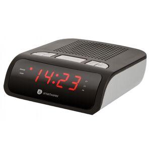 Smartwares wekkerradio CL 1459 digitaal 15 x 17 x 10 cm zwart