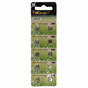 You2Toys Knoop Batterijen - 10 stuks (LR41) -