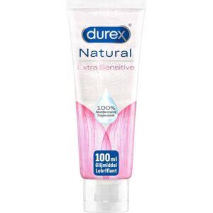 Durex Glijmiddel Natural - Extra Sensitive - 100 ml -