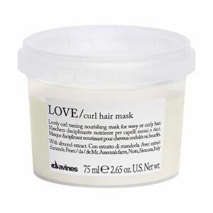 Davines LOVE CURL Hair Mask 75 ml