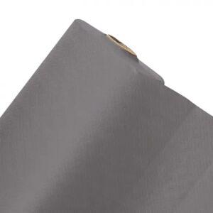 FIESTA Tafelpapier Golden Grey 120cm x 50m Zwart/Grijs