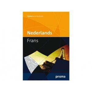 AVA selection Woordenboek Prisma Pocket Nederlands-Frans