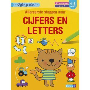 AVA selection Oefen Je Slim - Allereerste Stappen Naar Cijfers En Letters
