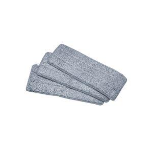 HSP Hanseshopping Set van 3 reservedoeken Clever Clean Wash & Dry HSP Hanseshopping Grijs
