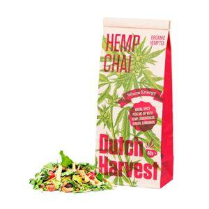 Dutch Harvest Hemp Chai - Hennep Chai thee 50 gram - Biologisch - Dutch Harvest losse thee