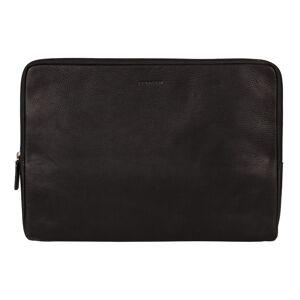 """Burkely Antique Avery Laptopsleeve 15.6""""-Black"""