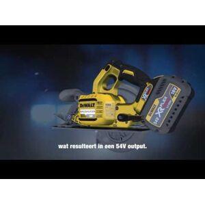 Dewalt DCH733X2-QW FlexVolt Accu Combihamer SDS-Max 54V 9,0Ah Li-Ion
