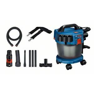 Bosch Blauw GAS 18V-10 L Accustofzuiger 18V excl. accu's en lader + accessoireset 06019C6302