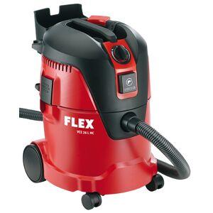 Flex-tools VCE 26 L MC Veiligheidsstofzuiger met manuele filterreiniging, 25 l, klasse L