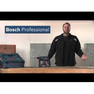 Bosch Blauw GBH 18 V-EC accu boorhamer 18V zonder accu's en lader 0611904000 + 5 jaar dealer garantie!