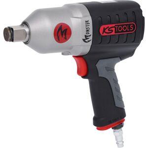 """KS Tools 515.3785 3/4"""" MONSTER krachtige pneumatische slagmoersleutel, 1690 Nm"""