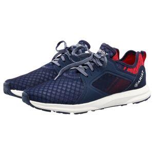 Ariat Dames Sneaker Women's Fuse - blauw - 36