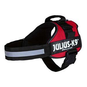 Julius-K9® Hondentuig Power - rood - 6