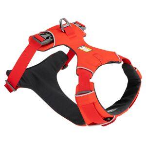 Ruffwear Hondentuig Front Range Harness, rood, Maat: 1