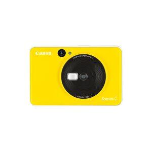Canon Zoemini C mobiele instant camera met fotoprinter bumblebee yellow + 30 vel fotopapier, kleur