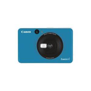 Canon Zoemini C mobiele instant camera met fotoprinter seaside blue, kleur