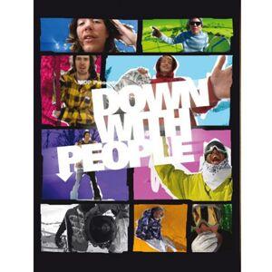Mac Dawg Down with People Snowboard DVD / Blu-Ray  - unisex