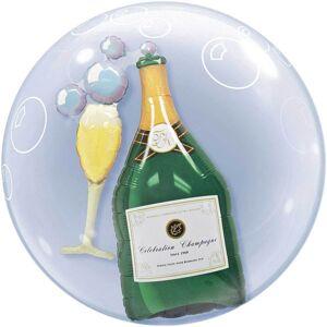 Champagne Fles Bubbles Ballon 61cm