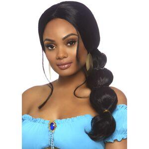 Leg Avenue Desert Princess Pruik - Zwart  - Gender: Mannen / Vrouwen