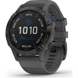 Garmin Fenix 6 010-02410-11 Fenix 6 Pro Solar horloge
