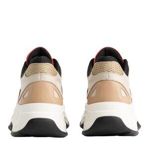 Nik and Nik Adam Sneaker  - zwart - Size: 38