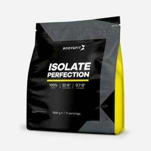Body & Fit Isolate Perfection - Body & Fit - Banana Sensation - 2000 Gram (71 Shakes)
