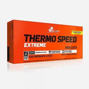 Olimp Supplements Thermo Speed Extreme (Mega Capsules) - Olimp Supplements - 120 Capsules (2 Maanden)