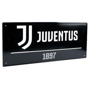 Club Licensed Juventus Straatbord - Zwart