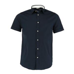 Mexx Overhemd Matthew donkerblauw  - Navy - Size: XXL XL L M S