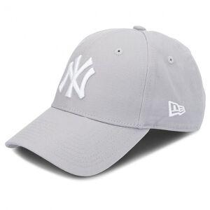 New era NY Cap Grijs  - BLAUW - Unisex