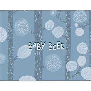 Jep Babyboek JEP! Oudblauw