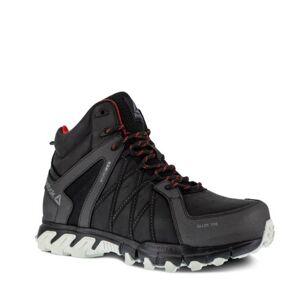 Reebok Trail hoge werkschoen S3 - ESD (1052) - Zwart   Grijs - 45  - Zwart   Grijs - Mannen