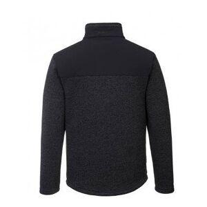 PortWest KX3 fleece jas - Marine, S  - Marine - Heren