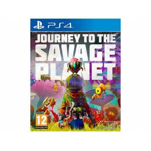 505 GAMES Journey To The Sauvage Planet FR PS4