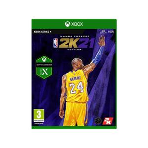 2K NBA 2K21 Mamba Forever Edition NL/FR Xbox Series