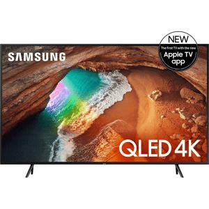 Samsung TV SAMSUNG QLED 4K 75 inch QE75Q60RALXXN