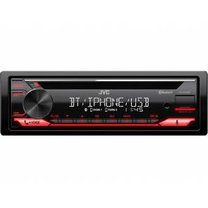 JVC Autoradio CD Bluetooth met Amazon Alexa