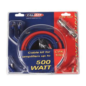 Caliber Kabelkit voor versterker