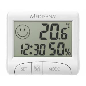 MEDISANA Hygrometer thermometer