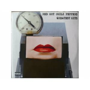RHCP Red Hot Chili Peppers - Greatest Hits CD