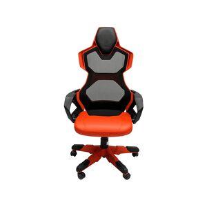 E-BLUE Gamingstoel Cobra Ergo Rood