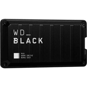 Western Digital Externe harde schijf SSD 500 GB Black P50 Game Drive